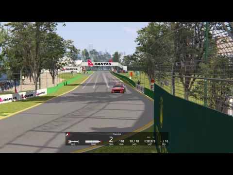 Assetto Corsa V8SUPERCAR dino eightyeight Live Stream