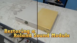 Restore and review of Roland CM-300