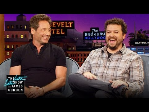 Mind-Altering Experiences w/ David Duchovny & Danny McBride