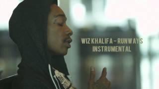 Download Wiz Khalifa - Runways Instrumental MP3 song and Music Video