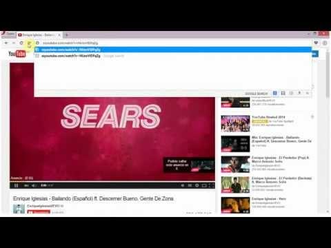Descarga videos de Youtube en mp3 sin progras y GRATIS!!