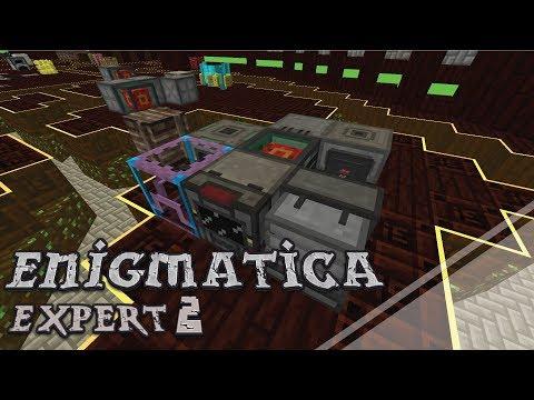 Enigmatica 2 Expert - 16 - MEKANISM GATE - PakVim net HD Vdieos Portal