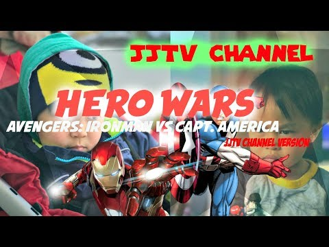 Hero Wars (JjtV CHANNEL)