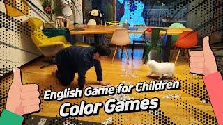 [영어게임소개] Color Games for Child…