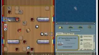 Puzzle Pirates Gunning Bot Working