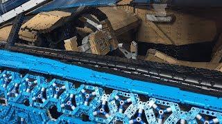 LEGO Technic Bugatti XXL in the close-up view!