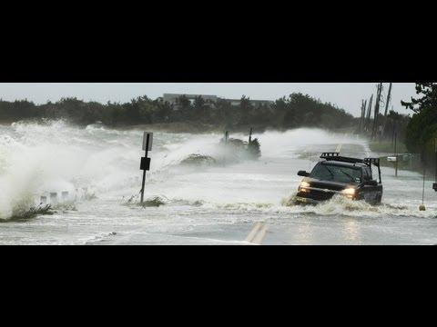 Hurricane Sandy's  danger - Storm Surge