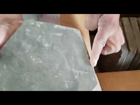 Unboxing Of New Cle Tiles Cement Hexagonal Venice Beach