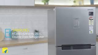 # Samsung Double door Refrigerator # Modal No. RT28K3043S8 #