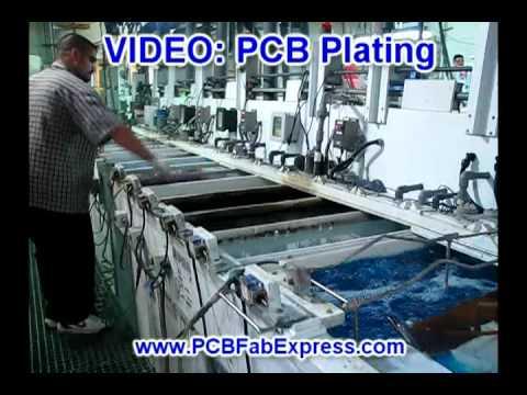 Pcb Plating Process