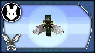 Wings for Minecraft 1.12! Bit-by-Bit by Mischief of Mice!