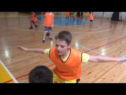 "Slam Dunk League / Алма-Ата / Дети 2007-2008 / ""YuvaBasket"" Vs ЦСКА / 12 октября 2019 года 2019"