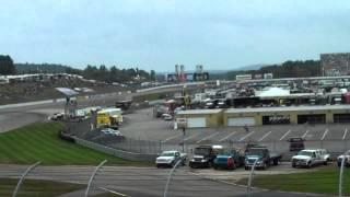 2014 NASCAR Loudon Sylvania 300 - Reaction(s) to Ricky Stenhouse Jr wreck