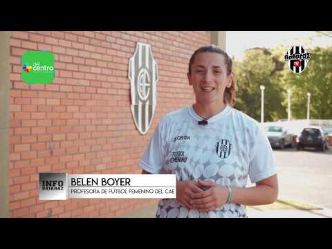 Info.Bataraz: Fútbol Femenino En El CAE