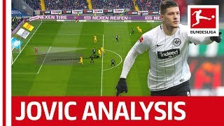 Luka Jovic - What Makes The Serbian Super Striker So Good?
