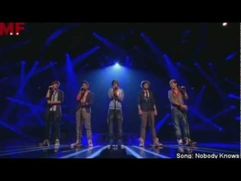 One Direction All Performance 2010 X Factor