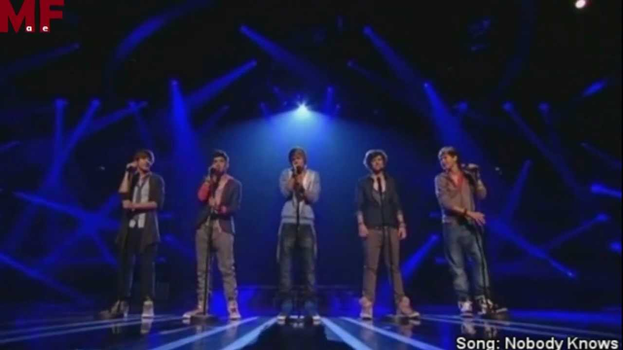 One Direction All Performance 2010 X Factor YouTube