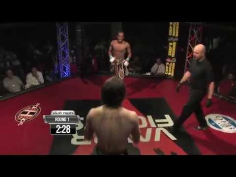VALOR Fights 21: David Lewis Vs Marquis Johnson