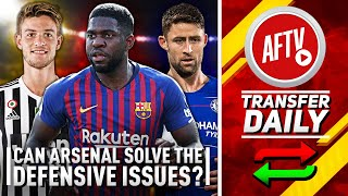 Can Arsenal Solve Their Defensive Problems Before Deadline Day? | AFTV Transfer Daily