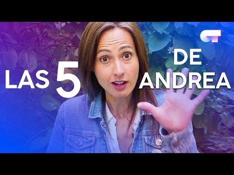 Las CINCO CANCIONES de LAURA ANDRÉS   OT 2017