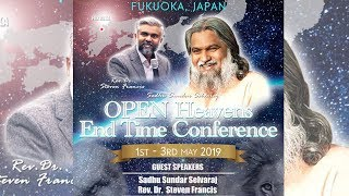 Open Heavens - End Time Conference Day 2 - Session 4
