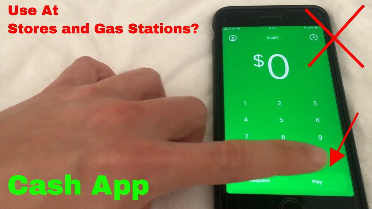 ✅ How To Use Cash App at Gas Stations and Stores 🔴