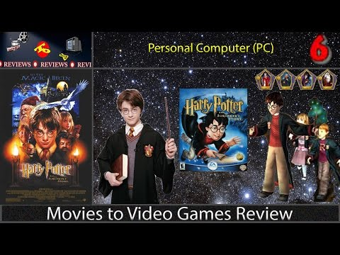 Movies to Video Games Review --Harry Potter and the Sorcerer's Stone (PC) [Version 1.0]