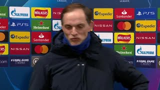 Thomas Tuchel Reacts To Chelsea Qualifying For UCL Final