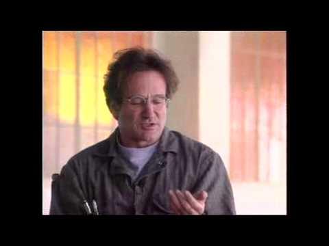Flubber: Robin Williams (Professor Philip Brainard) Interview