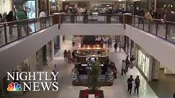 Shopping Malls Struggling To Survive As Online Retail Sales Surge | NBC Nightly News