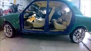 Pobeda Team Garage / Волга ГАЗ 24 (#ВОЛГАЗВЕЗДАСТОЛИЦЫ) / Часть 2 (Работы с кузовом)