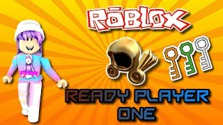 Roblox Ready Player One Event #1 - THE SEARCH BEGINS...