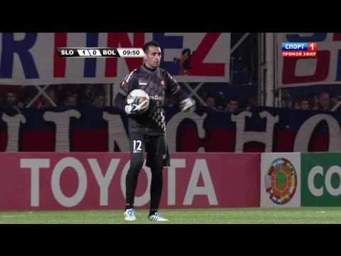 San Lorenzo x Bolívar - Copa Libertadores 2014 - Semifinal - Ida