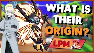 What is the Orİgin of Necrozma Forms?   Pokémon Ultra Sun and Moon