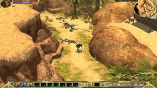 Прохождение Titan Quest Immortal Throne #11 Египет