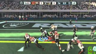 97 Yard TD by Walter Payton! SWEETNESS! ::-XBOX ONE Madden 16 Ultimate Team Lis s9 w1