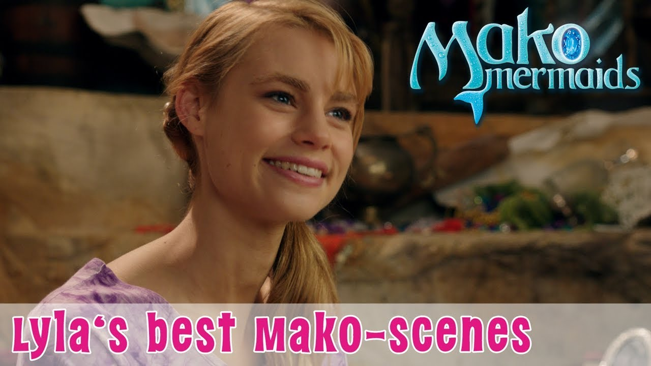 Lyla 39 s best moments mako mermaids youtube for Mako mermaids dailymotion