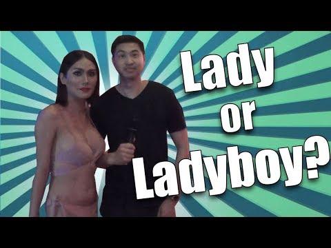 Does Size Matter For Ladyboys In Bangkok?