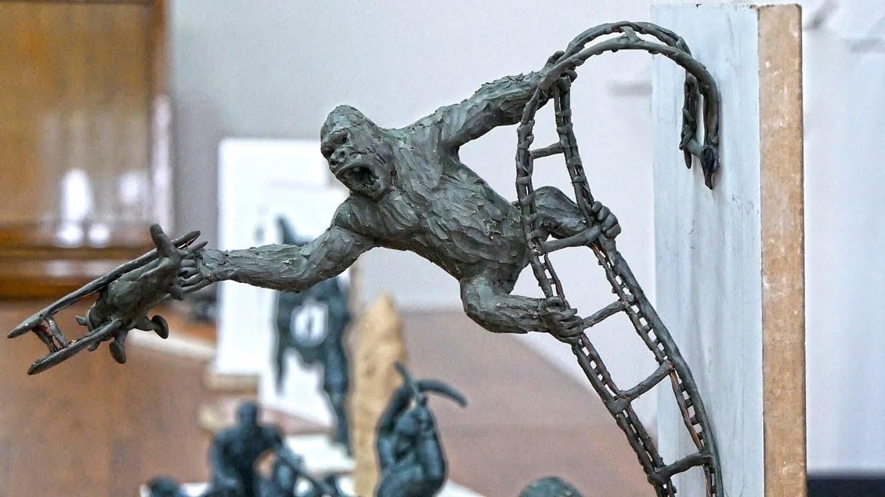 Міні скульптури з'являться у центрі міста