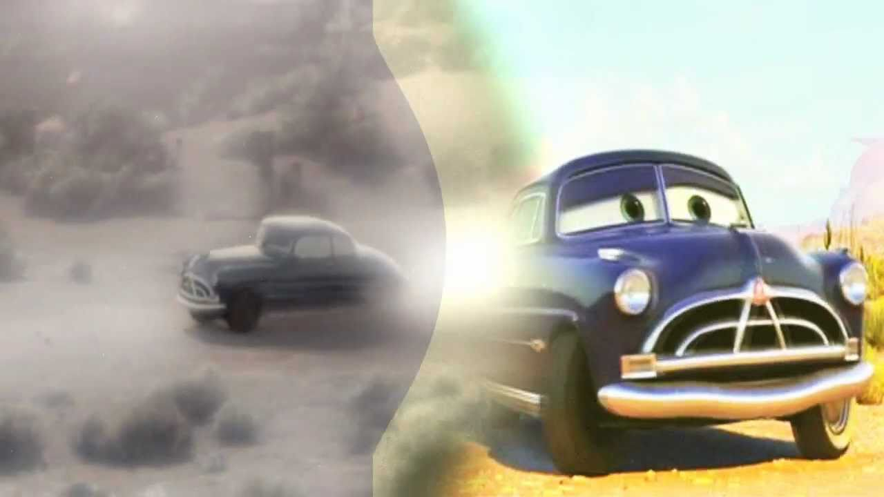 cars doc hudson tribute youtube. Black Bedroom Furniture Sets. Home Design Ideas