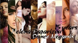 Скачать Helena Paparizou Dance Megamix 15 YEARS