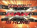 WWE Monday Night Raw Homecoming October 2005 TV Show Intro Video [HD]