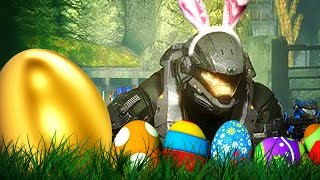 Top 10: Halo Reach Easter Eggs