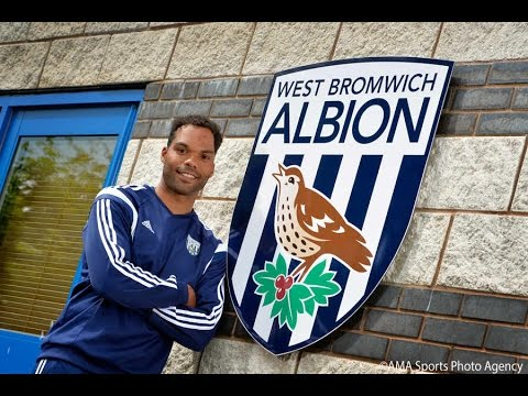 Joleon Lescott - Welcome to West Bromwich Albion 2014 HD