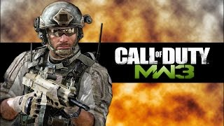 [Gameplay] - Jogando: Call of Duty: Modern Warfare 3 Multiplayer (INFECTED) - (Sr.Borges)