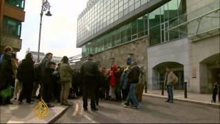 Firms enjoy tax haven in bankrupt Ireland