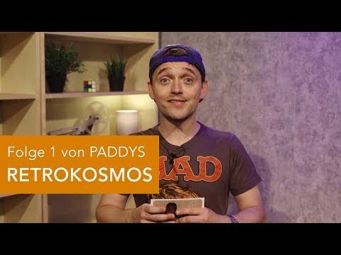 PADDYS RETROKOSMOS - Folge 1 ist da!