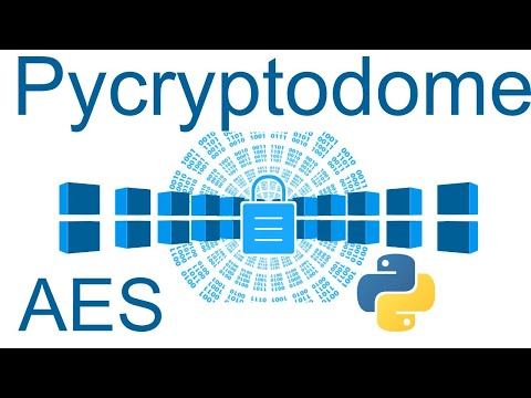 Encryption With Pycryptodome & AES