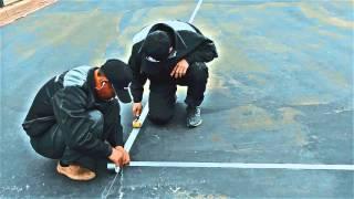 Строительство, теннисный корт в Актобе, Хард, реконструкция.(Строительство открытого теннисного корта в Актобе, спортивное покрытие Хард, реконструкция., 2016-04-13T10:28:57.000Z)