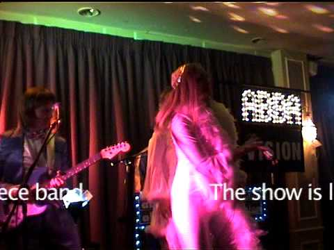 Abba Vision Tribute Live at Russ Hill Hotel Charlwood